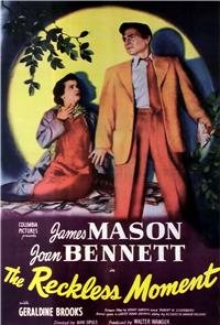 The Reckless Moment (1949) Poster