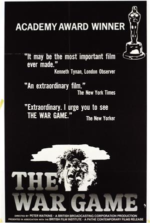 The War Game (1965) 1080p Poster
