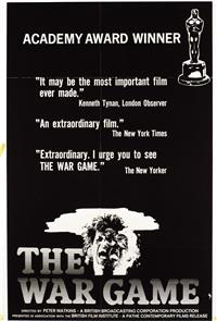 The War Game (1965) Poster