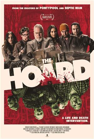 The Hoard (2018) 1080p Poster