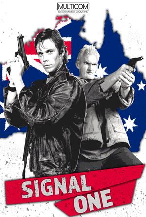 Bullet Down Under (1994) 1080p Poster