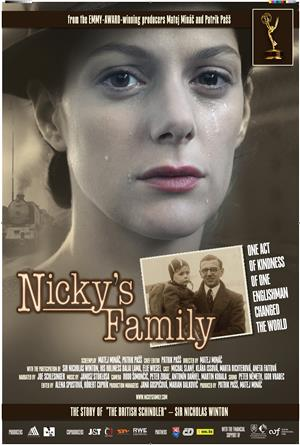 Nicky's Family (2011) 1080p Poster