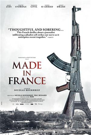 Made in France (2015) 1080p Poster