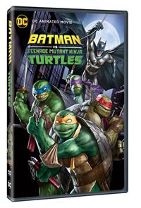 Batman vs. Teenage Mutant Ninja Turtles (2019) 1080p Poster