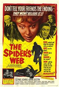 The Spider's Web (1960) 1080p Poster