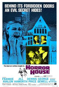 The Haunted House of Horror (1969) Poster