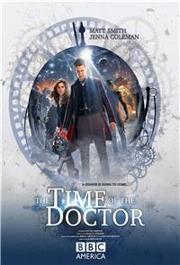 Doctor Who: The Time of the Doctor (2013) 1080p Poster