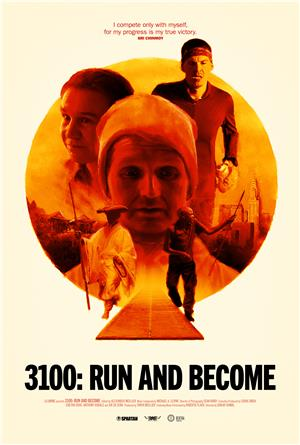 3100, Run And Become (2019) 1080p Poster