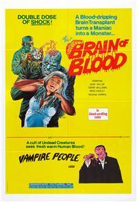 Brain of Blood (1971) Poster