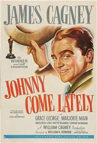 Johnny Come Lately (1943) 1080p Poster