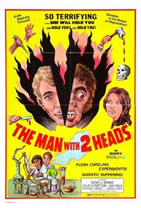 The Man with Two Heads (1972) Poster