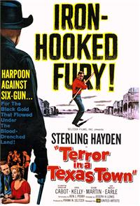 Terror in a Texas Town (1958) 1080p Poster