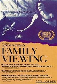 Family Viewing (1987) Poster