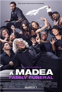 A Madea Family Funeral (2019) 1080p Poster