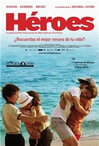 Heroes (2010) 1080p Poster