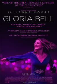 Gloria Bell (2019) Poster