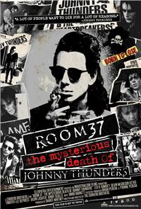 Room 37 - The Mysterious Death of Johnny Thunders (2019) 1080p Poster