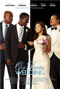 Our Family Wedding (2010) 1080p Poster