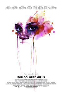 For Colored Girls (2010) 1080p Poster