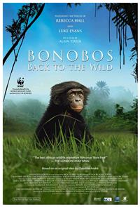 Bonobos: Back to the Wild (2015) 1080p Poster
