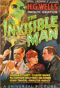 The Invisible Man (1933) 1080p Poster