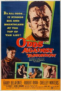 Odds Against Tomorrow (1959) 1080p Poster