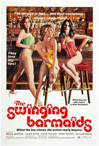 The Swinging Barmaids (1975) Poster