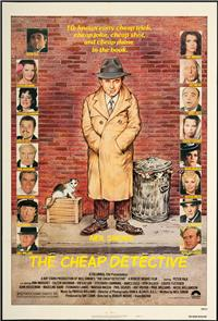 The Cheap Detective (1978) 1080p Poster