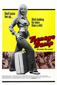 Teenage Tramp (1973) Poster