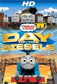 Thomas & Friends: Day of the Diesels (2011) 1080p Poster