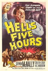 Hell's Five Hours (1958) Poster