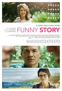 Funny story (2018) 1080p Poster