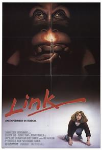 Link (1986) 1080p Poster