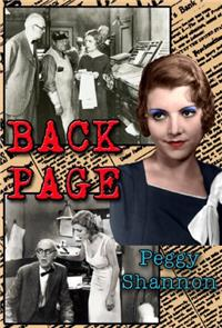 Back Page (1934) Poster