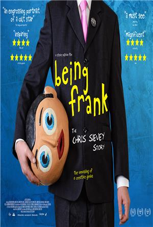 Being Frank: The Chris Sievey Story (2019) 1080p Poster