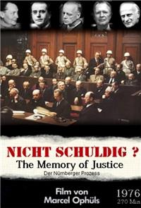 The Memory of Justice (1976) 1080p Poster