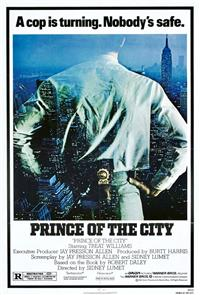 Prince of the City (1981) 1080p Poster