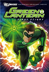 Green Lantern: First Flight (2009) 1080p Poster