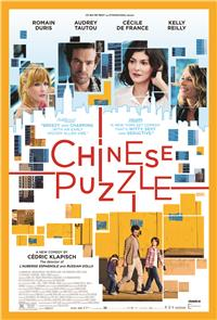 Chinese Puzzle (2013) 1080p Poster