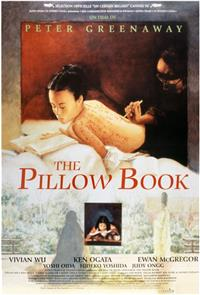 The Pillow Book (1996) Poster