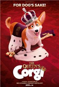 The Queen's Corgi (2019) Poster