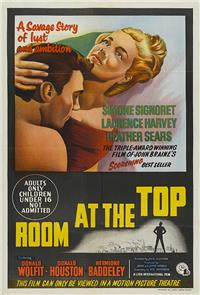 Room at the Top (1959) 1080p Poster