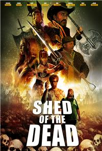 Shed of the Dead (2019) Poster