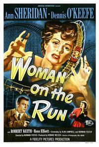 Woman on the Run (1950) 1080p Poster