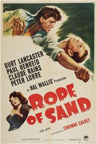 Rope of Sand (1949) Poster