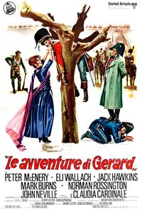 The Adventures of Gerard (1970) 1080p Poster