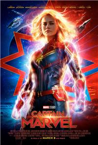 Captain Marvel (2019) 1080p Poster