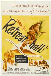 Retreat, Hell! (1952) 1080p Poster
