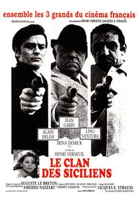The Sicilian Clan (1969) Poster