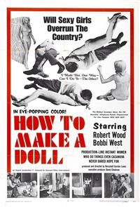 How to Make a Doll (1968) 1080p Poster